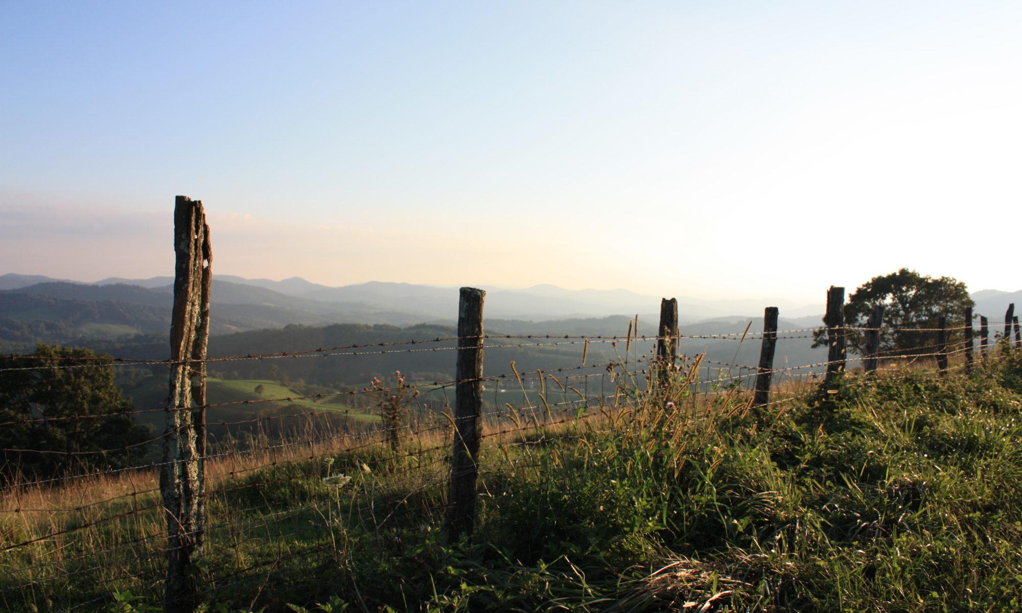 East Tennessee Pasture